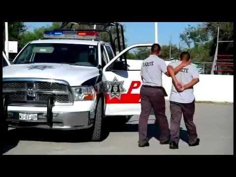 Academia de Policia, Reynosa, Tamaulipas