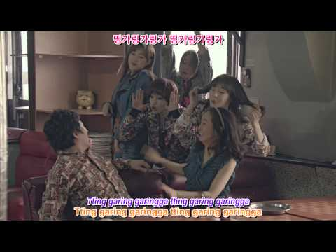 T-ARA N4 - Countryside Diary MV (Drama ver.) [English sub + Romanization + Hangul] [1080p][HD]