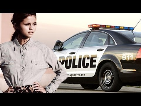 Selena Gomez House Party - Cops Called!