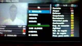"Pes 2012 New Hair ""C.Ronaldo"" (ps2 O Psp) Como Hacerlo"