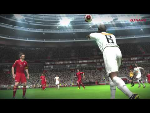 PES 2014 Трейлер геймплея на E3 2013