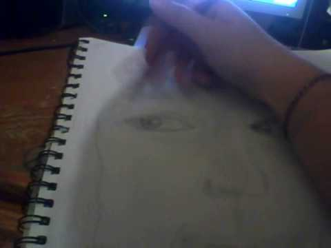 Drawing Josh (Part 2)