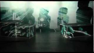 d-sidegroup :: 3d video mapping for the Citroën C4 Launch -- timelapse