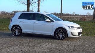 2014 VW Golf 7 GTD (184hp) DRIVE & SOUND (1080p)