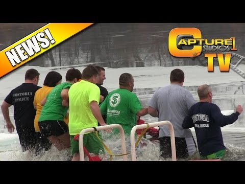 Capture1TV News:  Cash Mob Polar Plunge (12-20-2013)