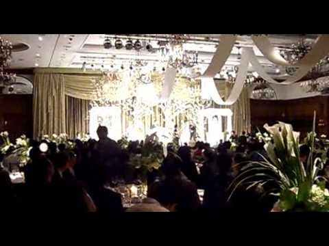 Kim Jong Kook - Star, Wind, Sunshine and Love (on Jang Hyuk's Wedding Ceremony) [Fancam] 080602