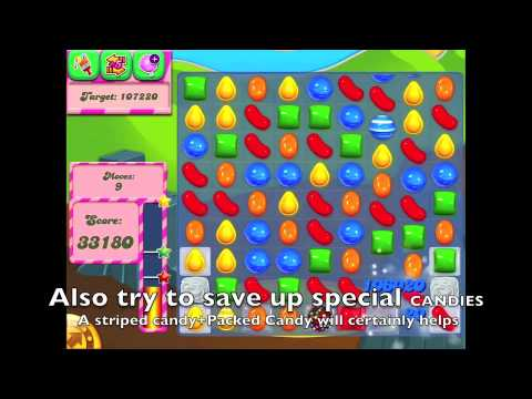 Candy Crush Saga - HOW TO DO level 28 - YouTube