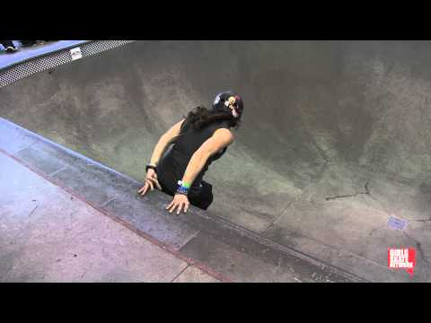 Natalie Das - Vans Girls Combi Pool Classic 2013