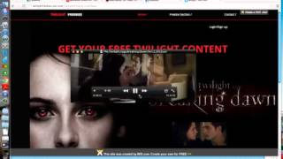 Watch All Twilight Movies Free