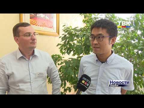 Докторант из Японии изучает опыт местного самоуправления в Бердске