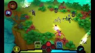 La Furia De Psychobos Ben 10 Omniverse Cartoon Network 2
