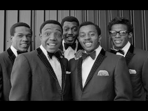 The Temptations - Silent Night (A Temptations Montage) Gordy Records ...