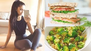 What I Eat In A Day // Healthy, Vegan & Easy 🍎 (#10)