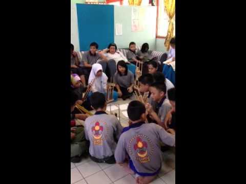 patauboys home studio: Anklung by Pendidikan Khas SMK Nambayan
