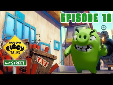 Piggy Tales - 4x18 - Zelený a rozzlobený