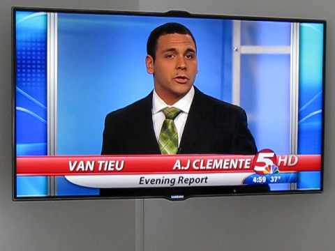 Rookie News Anchor Has A Bad First (and Last) Day