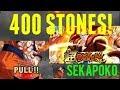 400 Stones Japan SSJ4 Gogeta Banner Dokkan JP Debut