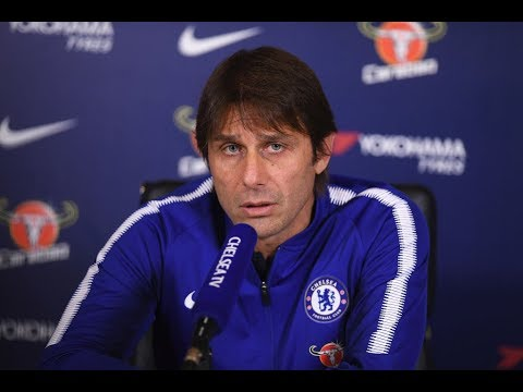 Antonio Conte - Manager's Press Conference