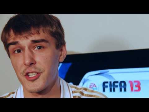 FIFA 13 DEMO Презентация в офисе ЕА