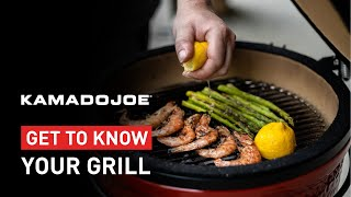 Kamado Joe Classic Walk Around Tour