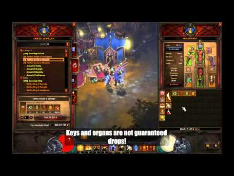 Hellfire amulets detailed guide to crafting diablo3 for Diablo 3 crafting items