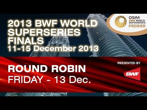 RR Day 3 - MS - Lee Chong Wei vs Jan O Jorgensen - 2013 WSS Finals