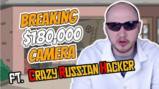 Crazy Russian Hacker Prank – Ownage Pranks