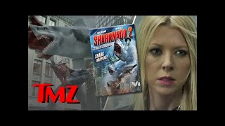 """""""Sharknado 2:"""" This Time It's Got Lots Of Celebrity"""