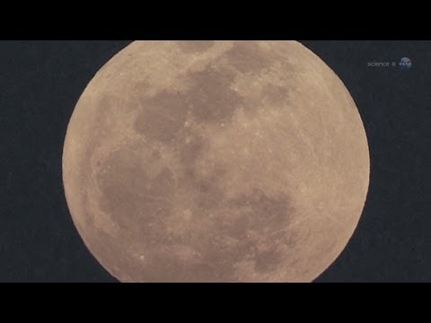 ScienceCasts: A Summer of Super Moons