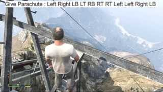 All GTA 5 Cheat Codes : Xbox 360 & PS3 (Grand Theft Auto V