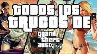 TRUCOS GTA V: Lista De Comandos: Aviones, Coches, Nvl