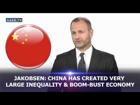 Jakobsen: China at crucial economic turning point