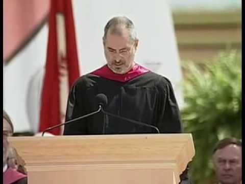 Steve Jobs Stanford Commencement Speech 2005