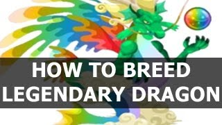 All comments on How to Breed LEGENDARY DRAGON in Dragon ...