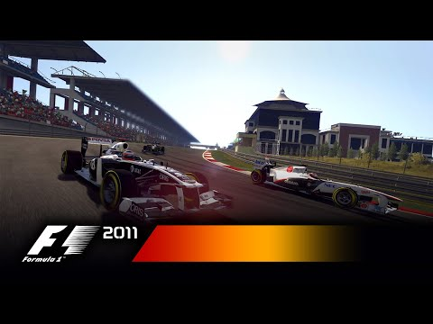 F1 2011 - TV Ad -D1THKIPBMf8