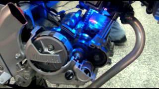 Yamaha Vixion Cutting Body