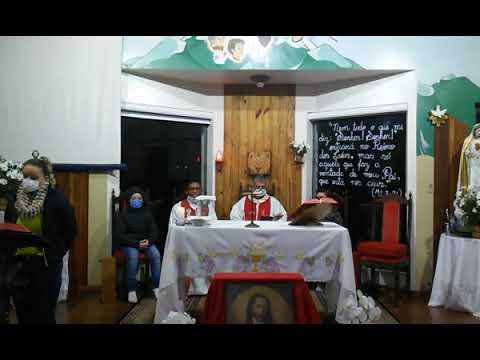Santa Missa | 28.06.2021 | Segunda-feira | Padre Robson Antônio | ANSPAZ