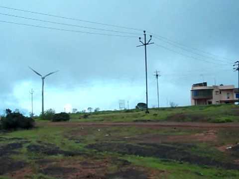 Windmill Farm, Chalke Wadi, Satara,