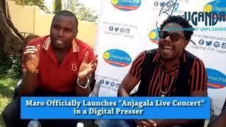 Anjagala Concert Presser