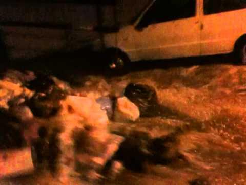 Orage Sur Alger 20/05/2014