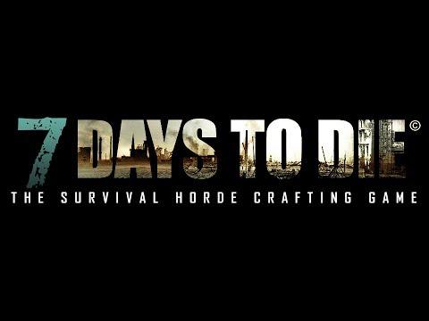 """7 day to die """"Один выживший"""" день первый."""