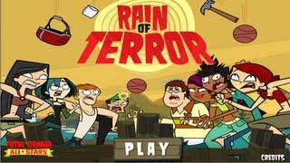 Cartoon Network Games: Total Drama All Stars Rain Of