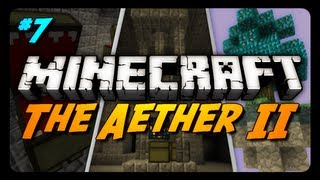 Minecraft: Aether II - Ep. 7 - DEMOLISHING DUNGEONS!