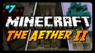 Minecraft: Aether II - Ep. 7 - DEMOLISHING DUNGEONS!