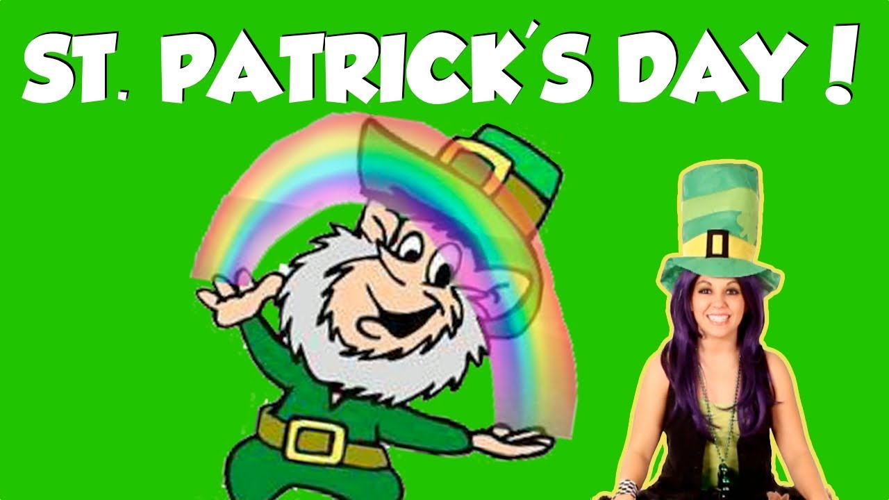 St. Patrick's Day for Kids! - YouTube