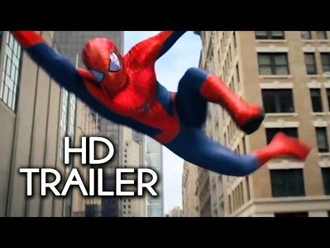 The Amazing Spider-Man 2 -- Official HD Trailer (Commentary & Review)