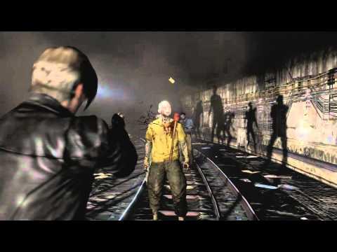 Три новых ролика Resident Evil 6
