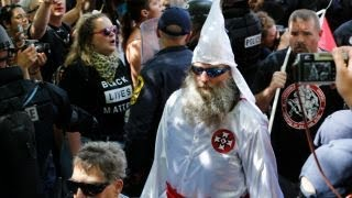 Charlottesville backlash: Twitter account outs white supremacists