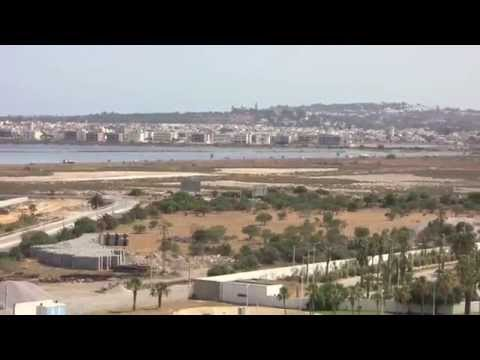 La Goulette, Tunisia - 9th July, 2014