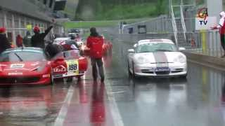 Rundstreckentrophy am Red Bull Ring, 11. Mai 2013
